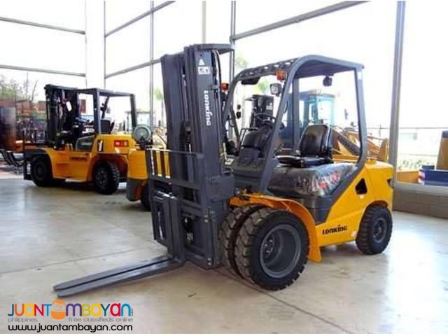 LG30DT(3tons)Forklift