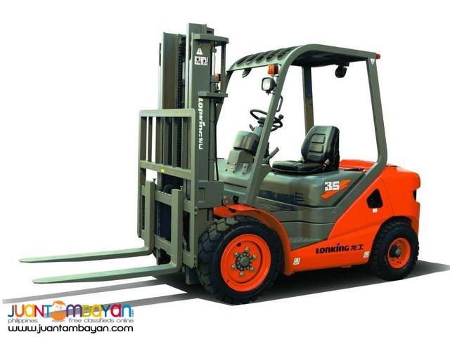 LG35DT(3.5tons)Forklift