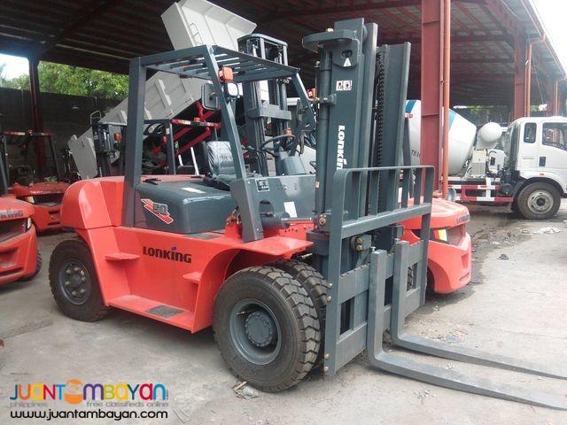 LG50DT Forklift(5tons)