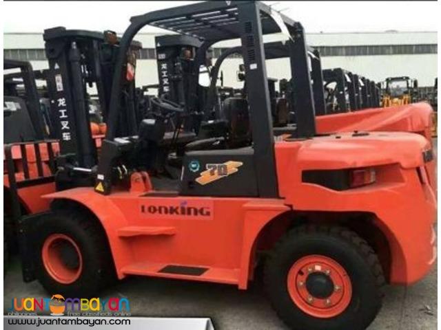 LG70DT(7tons)Forklift