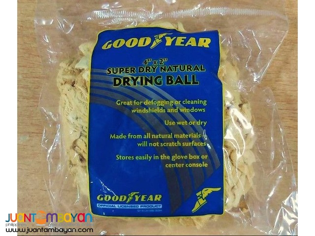 Good Year 427 4-inch x 2-inch Super Dry Natural Drying Ball