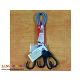 Ancra 95705 24-inch Super Strong Gray Bungee Cords, 2-pack