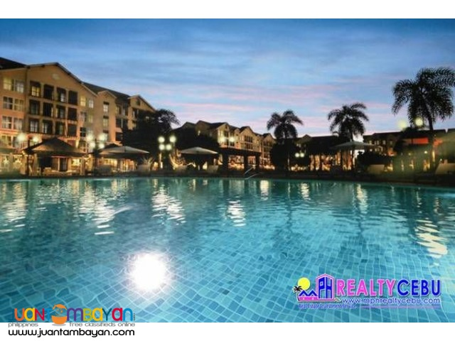 Amalfi Oasis Cebu City | 3BR RFO Condo Unit
