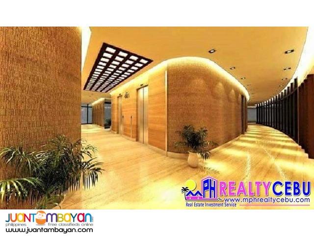 JTower Residences in Mandaue City   35m² Studio Condo Unit