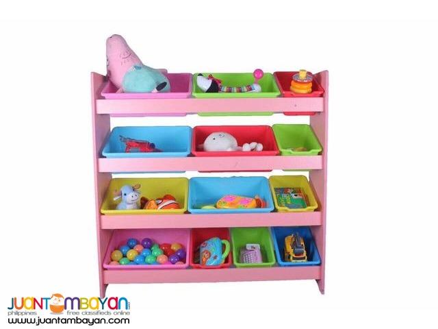Large Toyshelf - Pink