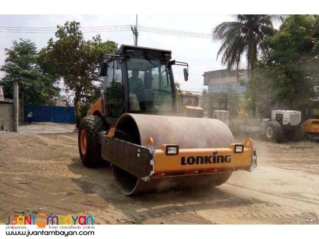 Lonking Brand new Roadroller CDM 512D