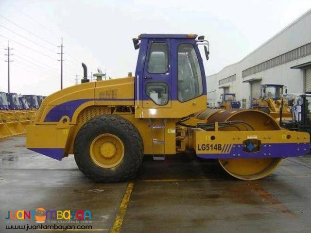 CDM 514B Lonking Roadroller brand new
