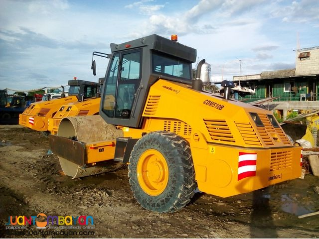 CDM510B Road Roller 10tons Pison Lonking for sale