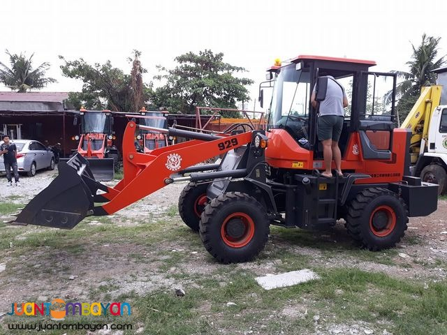DE.929 Wheel Loader 0.7 cubic Payloader for sale