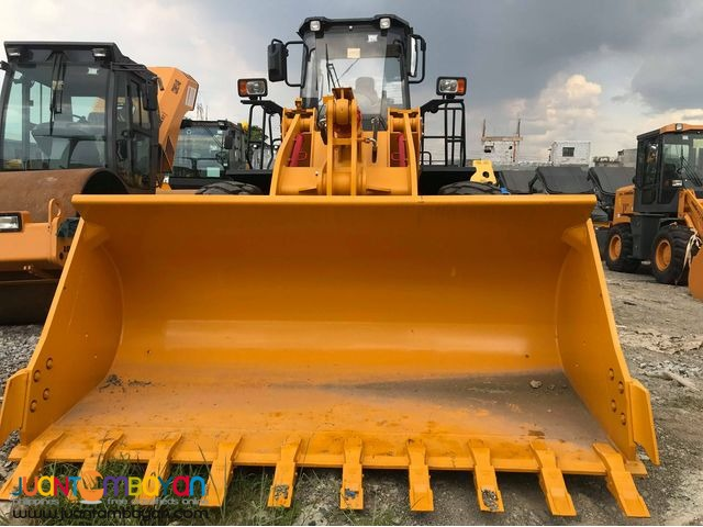 lonking wheel loader cdm856 3.0 cubic