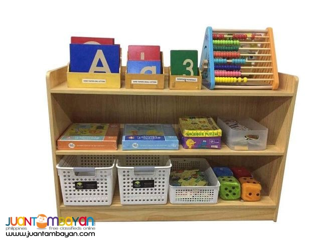 #101 - Shelf without Divider - Wood