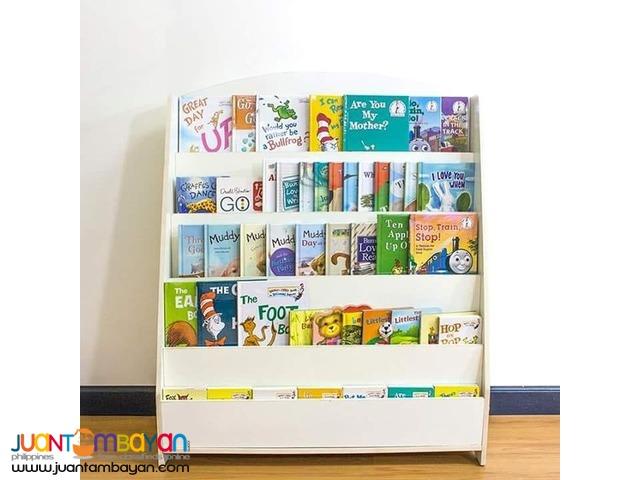 Bookshelf - White (#726)