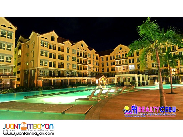 2 BR RFO CONDO UNIT AT CITY DI MARE / AMALFI OASIS CEBU CITY