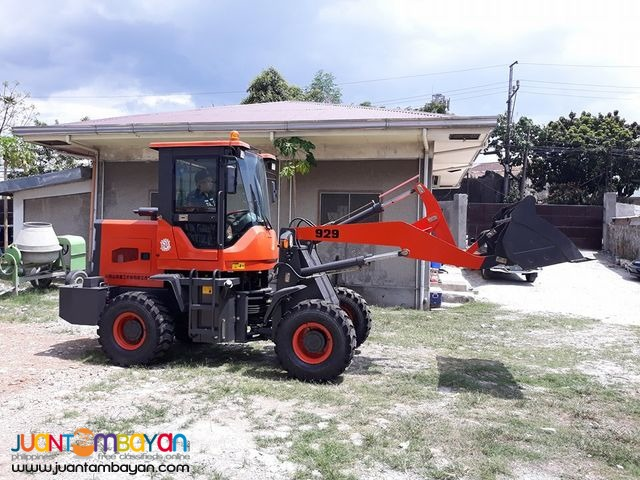 DE.929 Dragon empress wheel loader  0.7cubic payloader