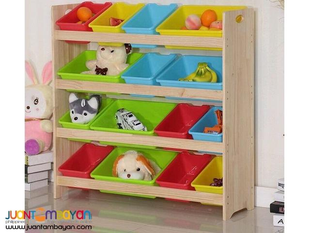 Large Toyshelf - Wood