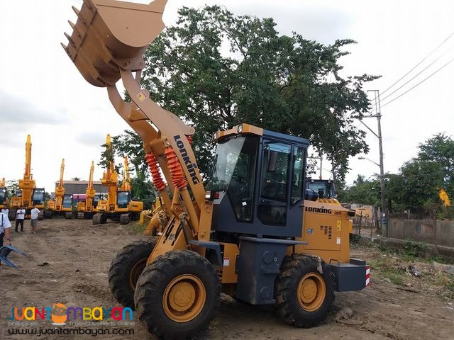 CDM816 WHEEL LOADER LONKING .95 CUBIC