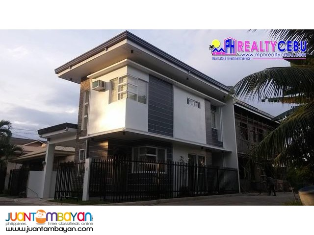 RFO, Semi Furnished 3BR House in Canduman Mandaue