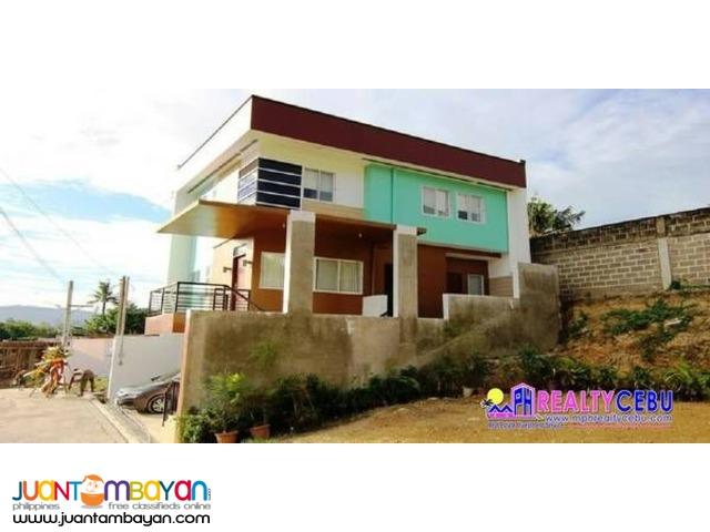 Celina Model House For Sale | 88 Hillside Residences in Mandaue
