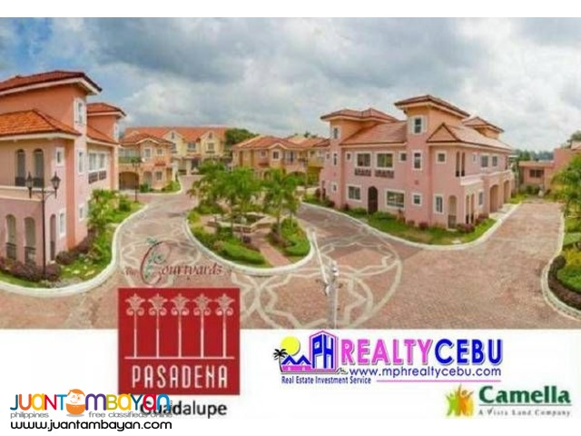 The Courtyards in Guadalupe | RFO 4BR Townhouse