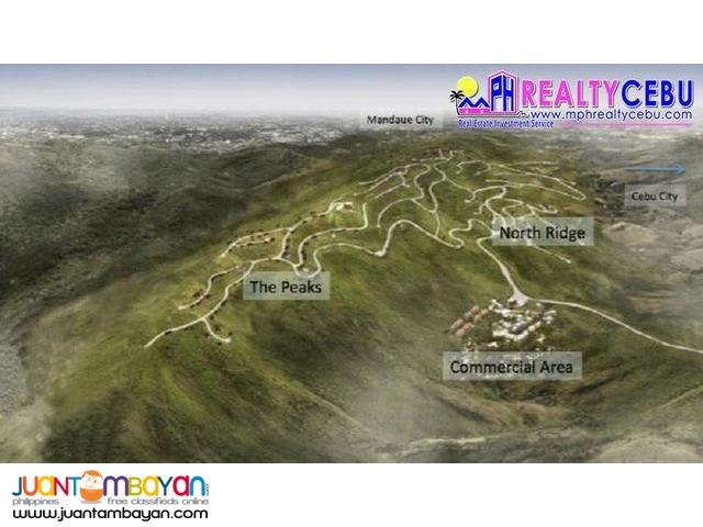 The Peaks Monterrazas De Cebu | 576m² Lot For Sale