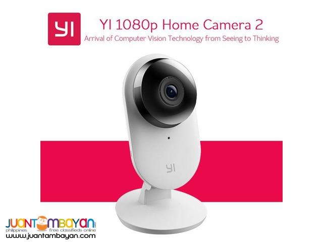 1080P INTERNATIONAL EDITION XIAOYI YI HOME CAMERA 2