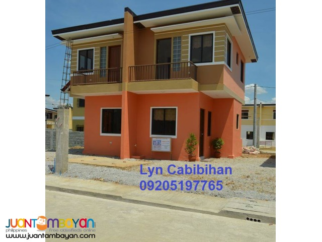 Duplex Unit - House and Lot near Quezon City area