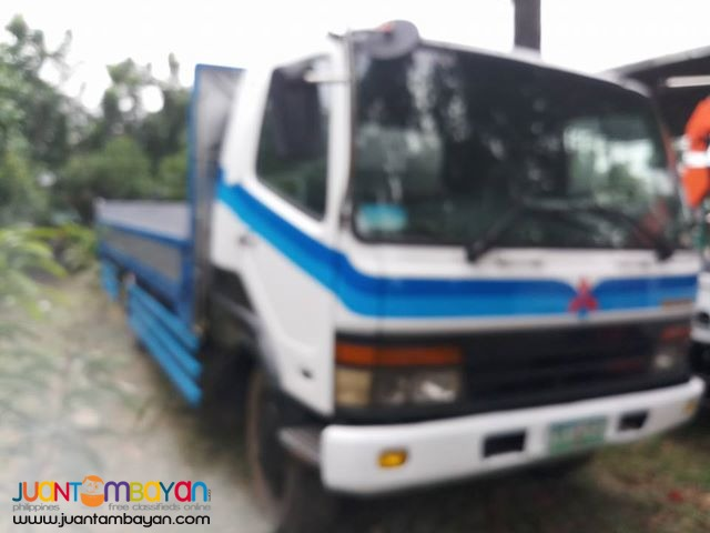 fuso fighter 20ft dropside