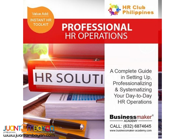 Professional HR Operations