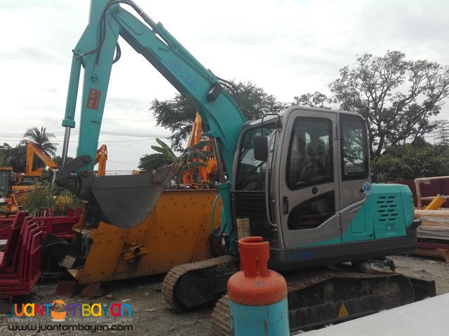 BackhHoe Excavator JG608 Chain type
