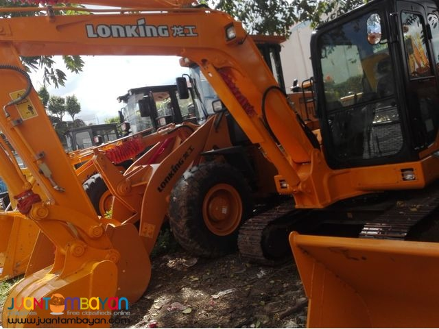BackhHoe Excavator CDM6065
