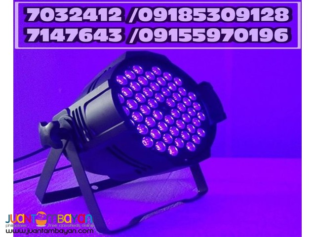 Black light Party UV Blacklights rental Manila.@09155970196