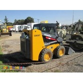 Skid loader CDM307 Kubota engine 0.43 Cubic