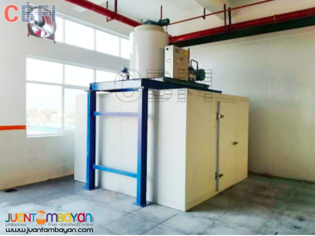 20 tons Industrial Ice Flakes Machine