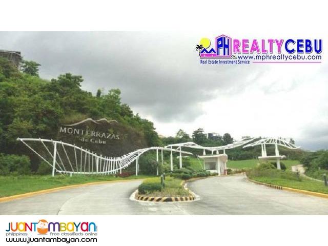 797m² Lot For Sale at The Peaks Monterrazas De Cebu