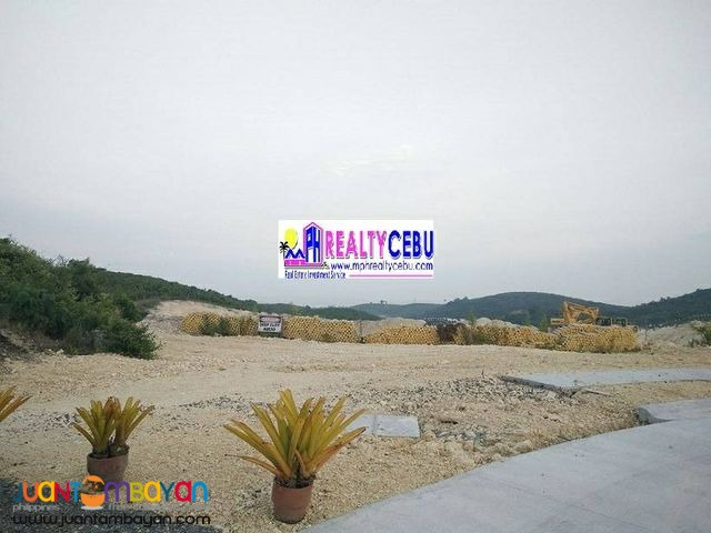 120m² Downhill Lot at Amoa Subd in Compostela