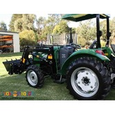 FARM TRACTOR BACKOE LOADER BRAND NEW FOR SALE