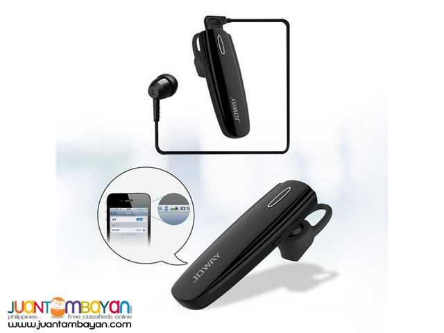 JOWAY H06 HANDS-FREE BLUETOOTH STEREO HEADSET