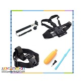 AT316 ACTION CAMERA 4 IN 1 ACCESSORIES MOUNT KIT