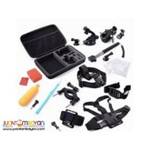 AT315 ACTION CAMERA 12 IN 1 ACCESSORIES KIT