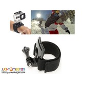 ADJUSTABLE VELCRO BAND WRIST STRAP FOR ACTION CAMERA