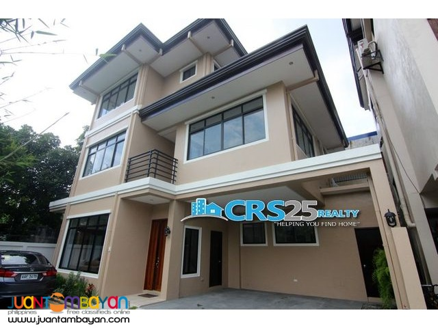3 Storey House and Lot for Sale in Talamban Cebu