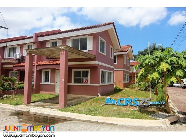 Resale House and Lot in Guadalupe Cebu City
