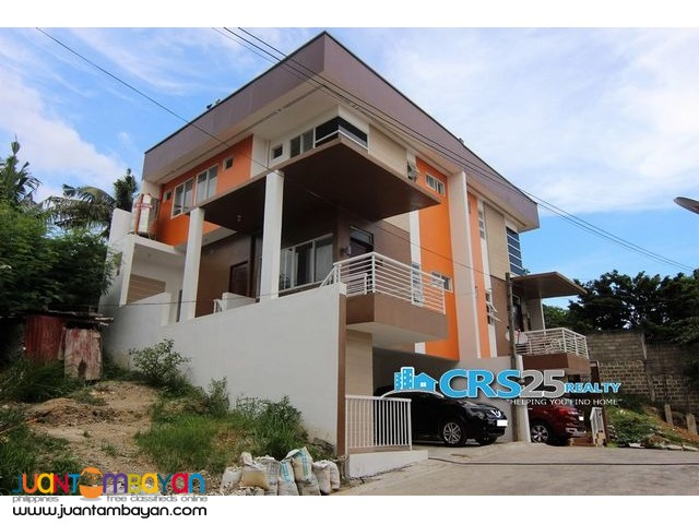 88 Hillside Residences Mandaue Cebu Claire A Model