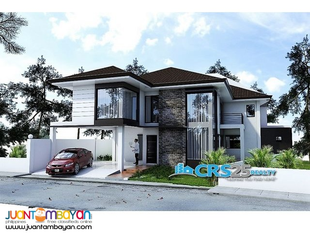 6 Bedroom Modern House for Sale in Lapu Lapu Cebu