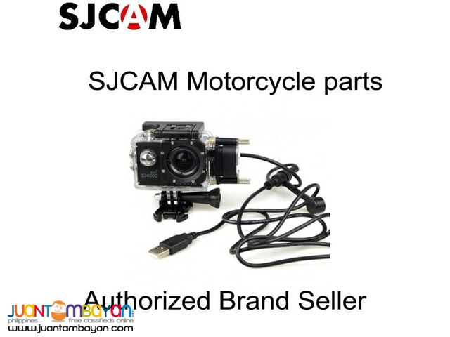 MOTORCYCLE WATERPROOF CASE FOR SJCAM SJ5000 SERIES