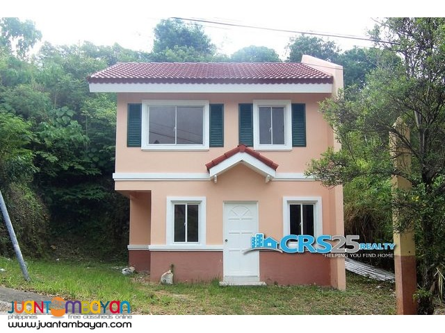 House and Lot in Camella Talisay Cebu