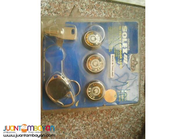 solex car lock