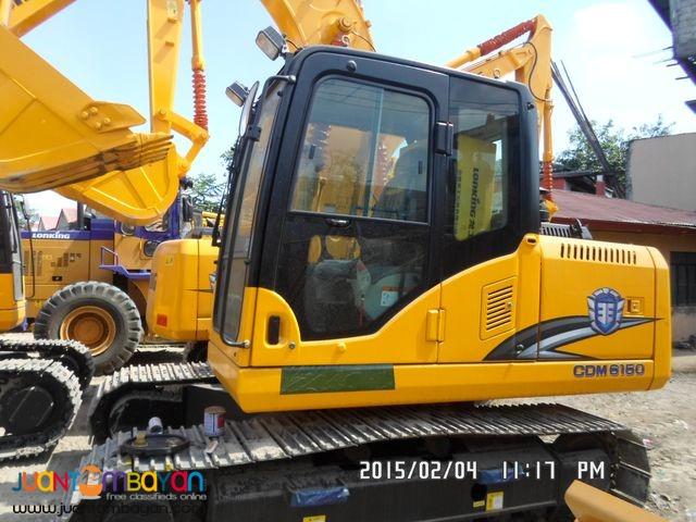 CDM6150-Hydraulic Excavator