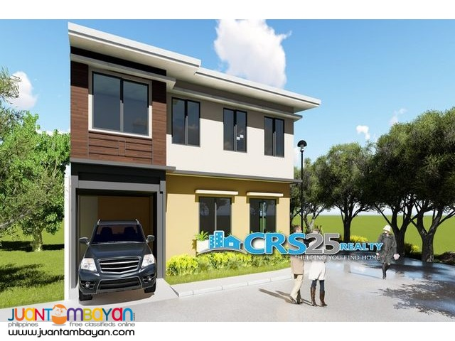House for Sale Near SRP Talisay City Cebu