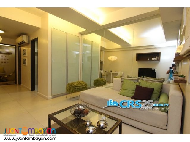 Brand New 1 Bedroom Condo in Sundance Residences Cebu